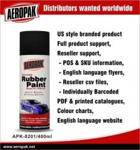China Auto Aerosol Spray Paints / Rubber Paint Plasti Dip All Purpose Spray Paint wholesale