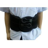 China BS-02-2 Comfortable Elastic Back Brace Three Level Detachable With Support Plate /Nursing care orthopetic wholesale