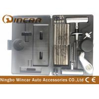 Buy cheap Emergency Heavy Duty Car Tire Repair Kit With digital gauge from wholesalers