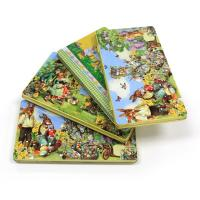 China Wholesale Easter rectangular tin box for chocolates wholesale