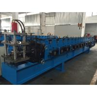 China Big Racking Roll Forming Machine With 3t Manual Decoiler CE ISO wholesale