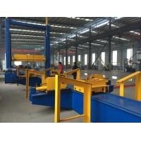 China Large Diameter Steel Pole / Pipe Close And Pipe Welding Machine Fully Automatically wholesale