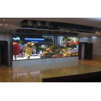 China Flexible P6 Indoor Full Color LED Display,  Customized Size Commercial Advertisements Screen wholesale