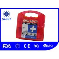 China Multi Purpose Essential OSHA ANSI First Aid Kit For Industrial Use First Aid Gear wholesale