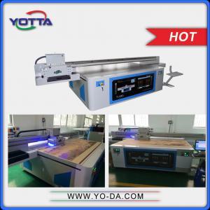 China High resolution digital ceramic tiles printing machine digital inkjet ceramic uv flatbed printer wholesale