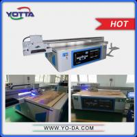 China High resolution digital ceramic tiles printing machine digital inkjet ceramic uv flatbed printer wholesale