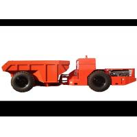 Buy cheap 4 Wheel Driving Underground Mining Loader Side Tipper With 1 Year Warranty from wholesalers