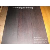 China Wenge Solid Flooring wholesale