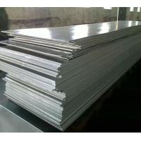 China Anti - Corrosion Rolled Aluminum Sheet Good Plasticity For Building wholesale