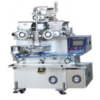 China Spiral Extruding Automatic Encrusting Machine 3.2Kw For Filled Cookies / Maamoul wholesale