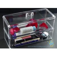 China plexiglass cosmetic organizer wholesale