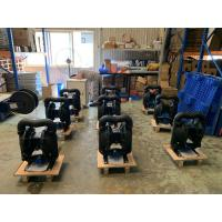 China 0.83pa Air Operated Double Diaphragm Pump / Dual Diaphragm Air Pump wholesale