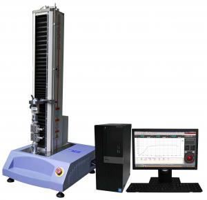 China Servo Control Electronic Universal Testing Machine 5KN Capacity ASTM D3330 on sale