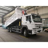 China Construction Heavy Duty Custom Dump Trucks , 6 X 4 40t Large Bottom Dump Truck on sale