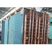 China Highly Efficient Fin Type Heat Exchanger For Industrial Line Heat Transfer wholesale