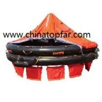Quality Liferaft,davit launch liferaft,buoyant apparatus, personnel transfer basket, vertical escape chute of marine evacuation for sale