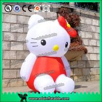China 2M Oxford Cloth Event Decoration Inflatable Kitty Cartoon wholesale