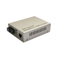 Buy cheap TS-1101G IEEE 802.3 100Base FX And 100Base TX Gigabit Fiber Transceiver from wholesalers