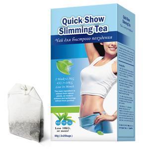 China Quick Show Natural Healthy Slimming Tea wholesale