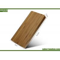 China Fast Charging Bamboo Wood Power Bank 5000mAh 2A 125 * 65 * 12mm With Dual Port wholesale