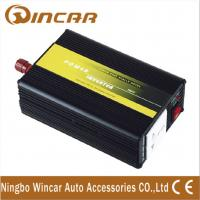 China 4X4 Off-Road Accessories Double blister Car Power Inverter with Surge power 400W wholesale