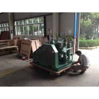 China High Efficiency Piston Oil Free Gas Compressor Helium Oxygen Booster Compressor wholesale