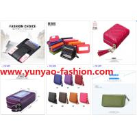 Buy cheap Manufacture High Quality Trade Assurance Card Bags from wholesalers