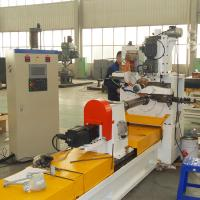 China HWJ300 High Precision Welded Wire Mesh Machine For Johnson Stainless Steel Well Screens wholesale