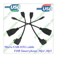China Micro USB OTG host cable on sale