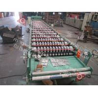 Quality Aluminum Sheet Roof Panel Roll Forming Machine Roofing Sheet Roll Forming Line for sale