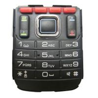 China High Temperature Silicone Rubber Keypad Mobile Phone Button wholesale