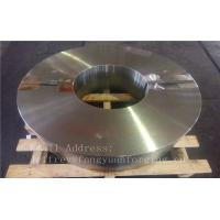 China Hot Forged Aloy Steel Forged Wheel Blanks Rough Machined High Tolerance wholesale