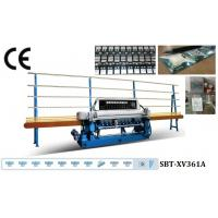 China 10 Motors Straight-Line Glass Beveling Machine,Straight Line Glass Beveling Machine,Glass Beveling Machine on sale
