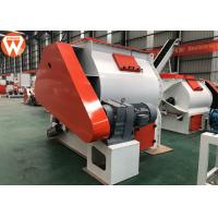 China Double Shaft Paddle Feed Mixer Machine SKF Bearing 5.5 - 37kw High Efficiency wholesale