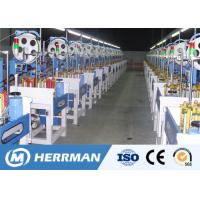 China Single Head Wire Harness Braiding Machine , High Speed Braiding Machine wholesale