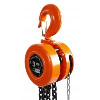 China GS Certified Hand Chain Block Hoist Lightweight Steel Body With Durable Powder Coat wholesale