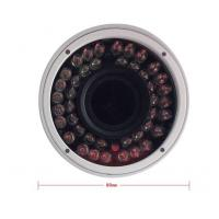 AHD Motorized Lens Camera 1080P AHD Bullet Security Camera With Manual Focus Button