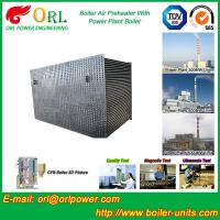 China 80 Ton Gas Boiler Air Preheater In Thermal Power Plant , AirPre Heater wholesale