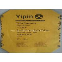 China Recycle White Kraft Paper Valve Cement Bag OEM Biodegradable Production on sale