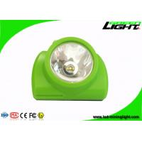 China 232 Lum 1.78W Cree Led Mining Light Miners Headlamp for Hard Hat Hunting Fishing Hiking Camping Outdoor on sale