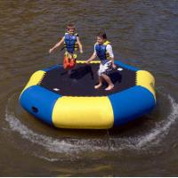 China 10ft water trampoline wholesale