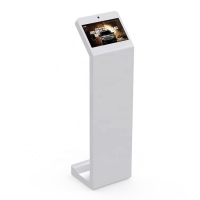 China 13.3 inch Information checking kiosk Interactive kiosk Queue management Kiosk with touch screen wholesale