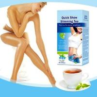 Quality 100% Natural Herbal Quick Show Slimming Tea 045 for sale