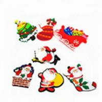 China Beautiful Design Eco-friendly Silicone Fridge Magnet made in China wholesale
