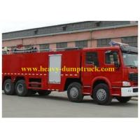 China 8X4 25 CBM Diesel Powered Heavy Duty Trucks with warranty and spare parts wholesale