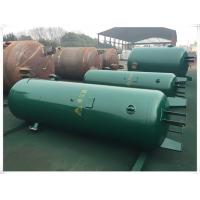 China 50 - 100 Gallon Vertical Air Compressor Tank Replacement For Chlorine / Propane Storage wholesale