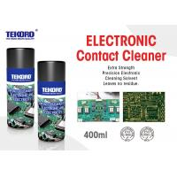 China Electrical Contact Cleaner For Precision Instruments / Equipment / Components wholesale