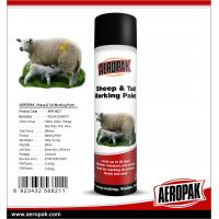 China Aeropak 500ML Sheep and Tail  Marking Paint wholesale