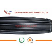 China Round Electrical Heating Wire Wire / Strip For Furnace And Oven Element wholesale