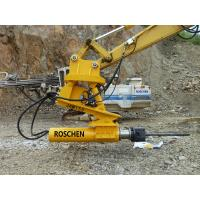 China High Performance Down The Hole Drilling Hydraulic Rock Splitter For Quarrying Splitting wholesale